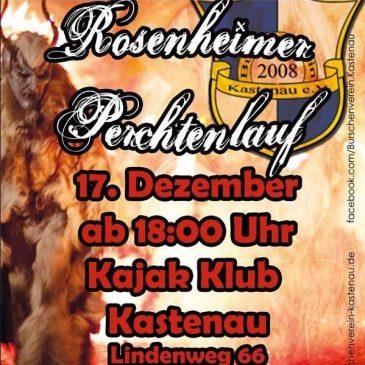 Perchtenlauf Rosenheim