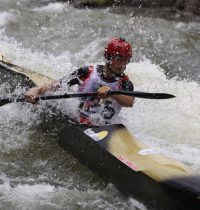 Nico Paufler Murau U23 Kanu Wildwasser WM